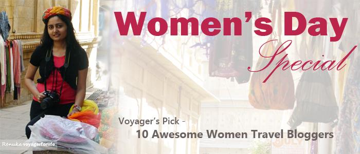 Top 10 Women Travel Bloggers I Follow