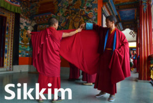 Travel blogs on Sikkim
