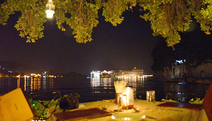 Ambrai and Udai Kothi – Great Dining Places In Udaipur