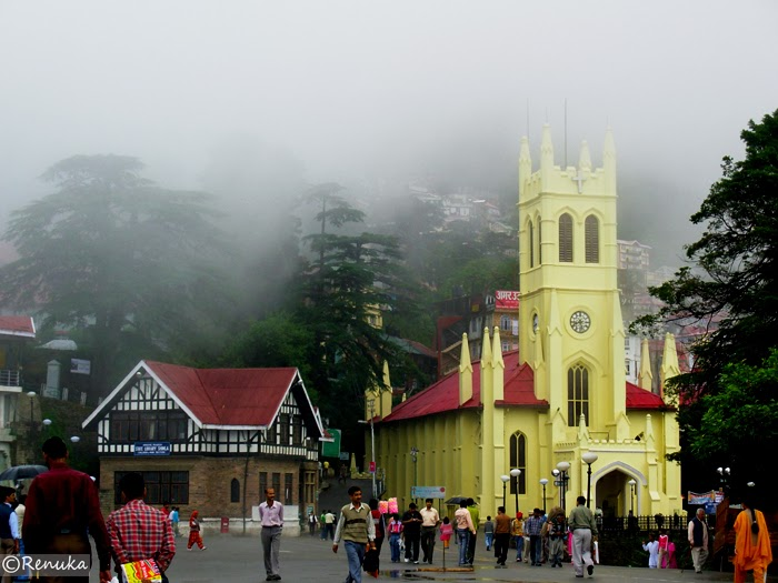 Shimla – A Sojourn To Remember