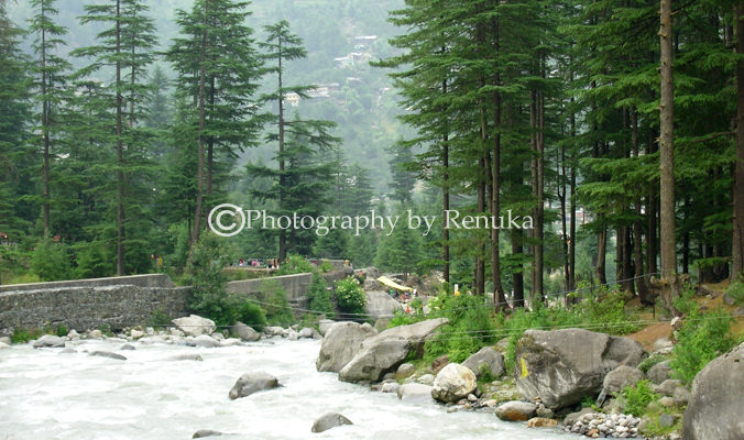 Manali – An Escape To Countryside