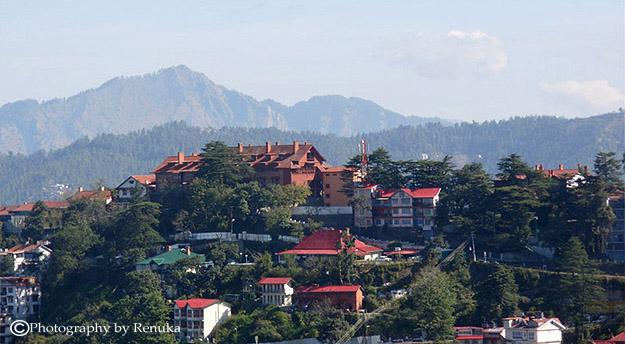Classic Shimla!