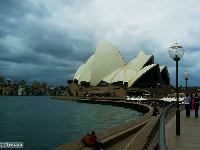 The Story Behind Sydney Opera House