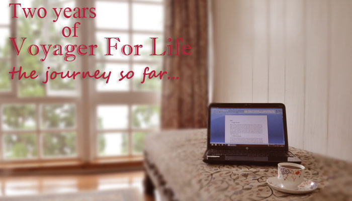 How My Blog Has Changed Me – Celebrating Two years!