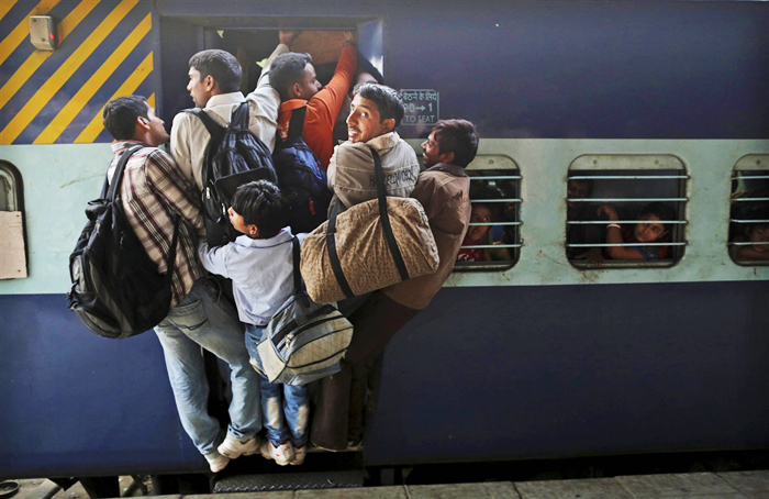 The Funny Indian Train Journeys