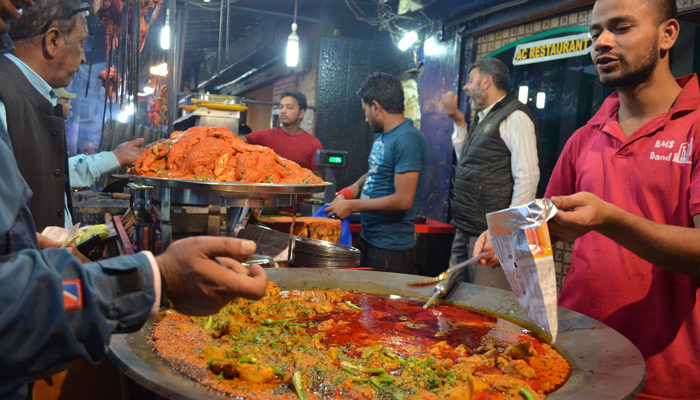 My Food Trail In Kashmir