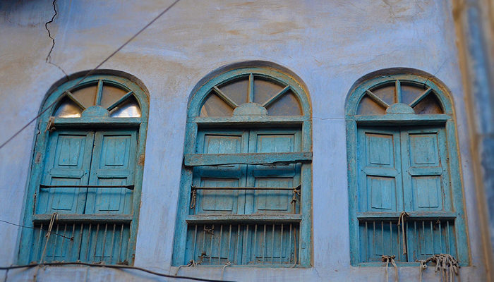 Sneak Into The Old Balconies Of Ajmer