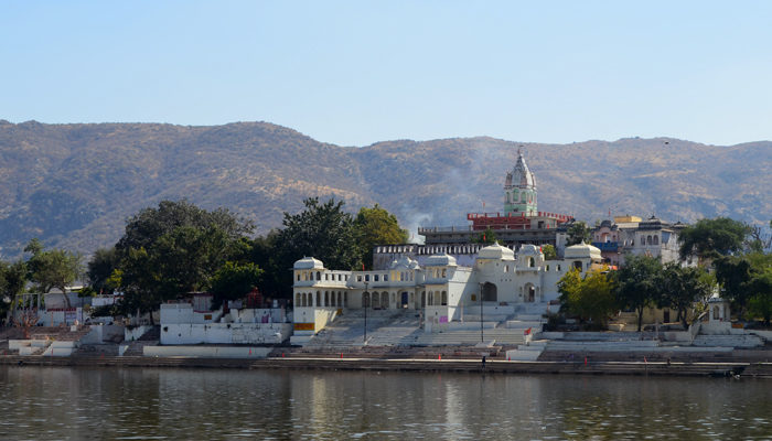 Pushkar – 'Beyond The Ghats' In 18 Photos