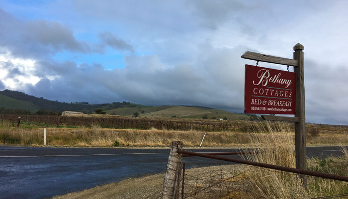 My Solo Adventure In South Australia – BAROSSA VALLEY