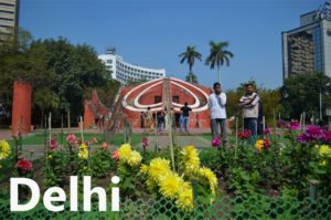 Travel blogs on Delhi