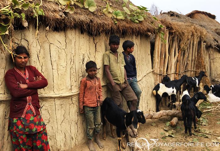 Village Gholia Uttar Pradesh