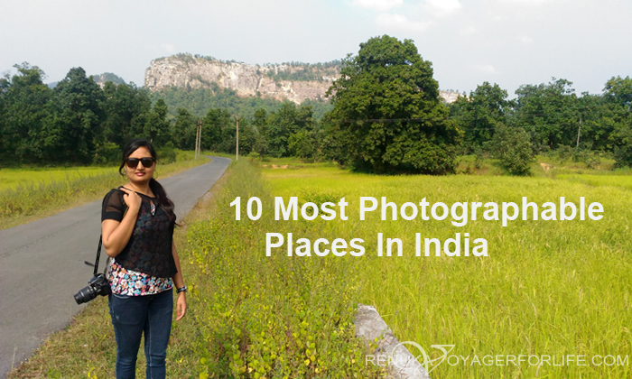 Photographable places in India
