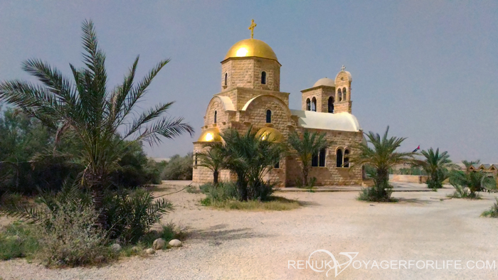 Churches in Jordan