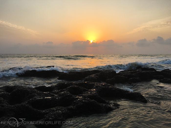 Goa sunset beaches