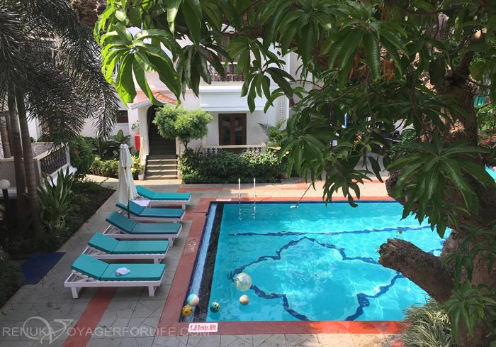 Radisson hotel Goa