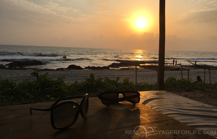 Sunsets in Goa