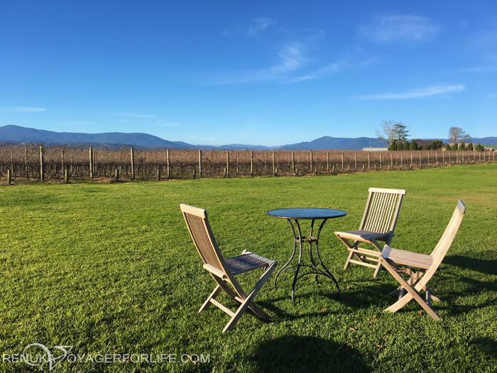 Vineyards of Australia