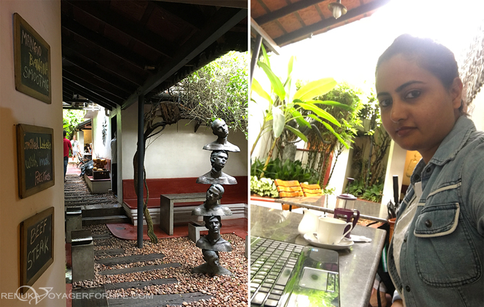 Best cafes in Fort Kochi
