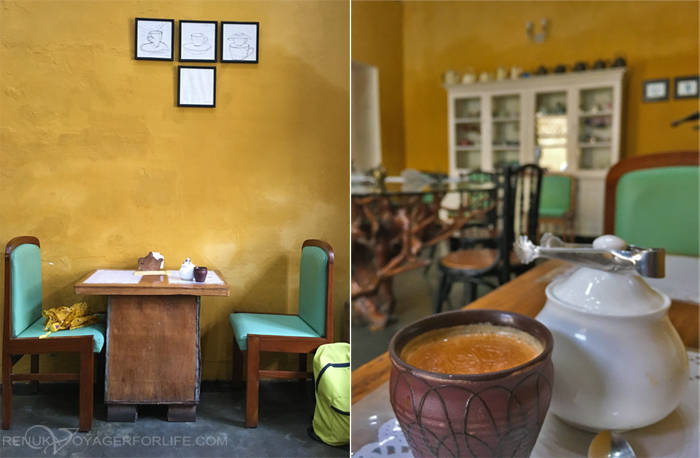 Top cafes in Fort Kochi