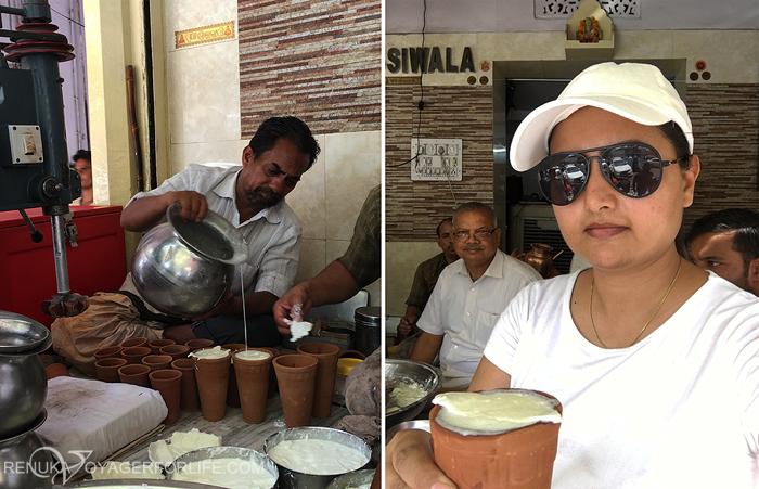 Famous Lassiwala in Jaipur