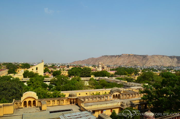 Jaipur city views
