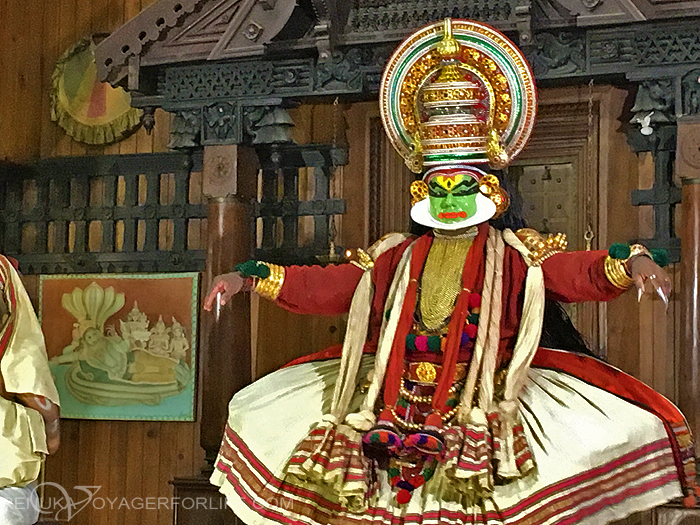 Cultural dances of Kerala