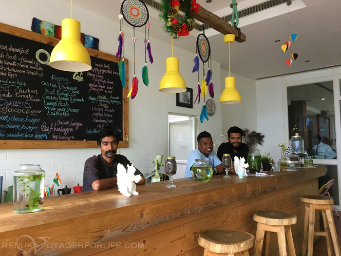 Cafes in Fort Kochi