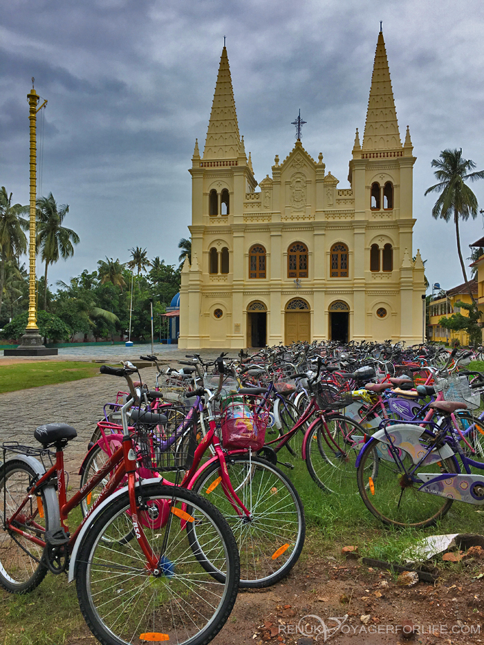 Top churches in Fort Kochi