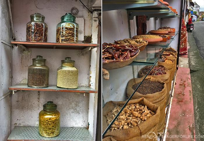 Spice markets in Kerala