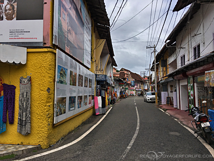 Jew Town streets