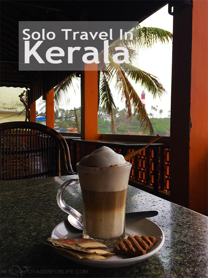 Travelling alone in Kerala