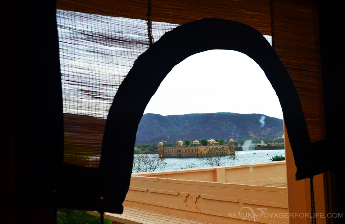 Jal Mahal view from Trident Jaipur
