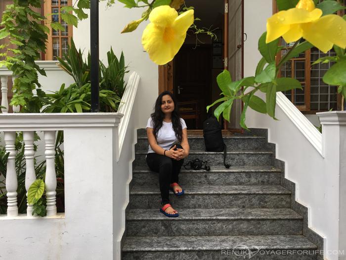 Homestays in Fort Kochi for solo female travellers