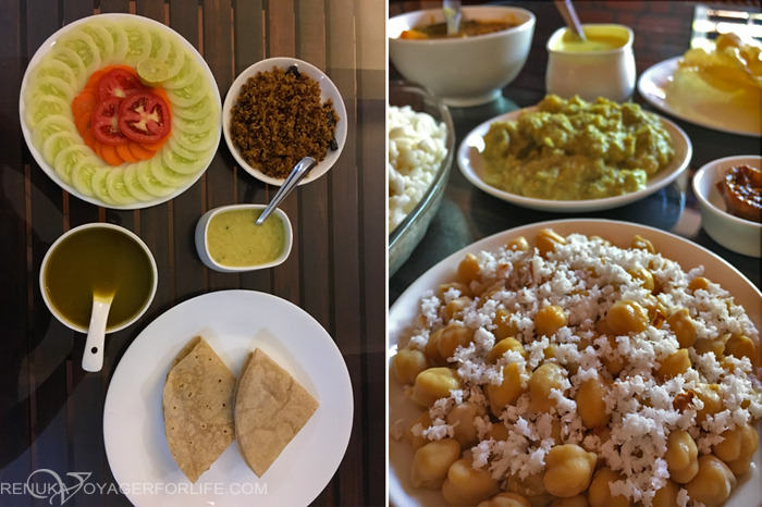 IMG-Vegan food resorts in India
