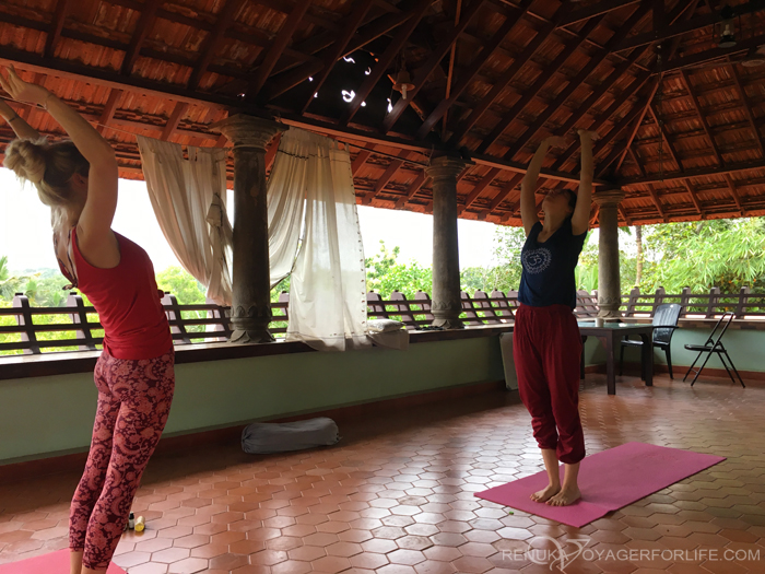 IMG-Yoga resorts in India