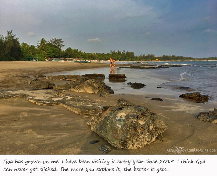 Beaches of Morjim North Goa