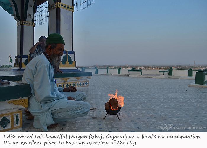 Dargah in Bhuj
