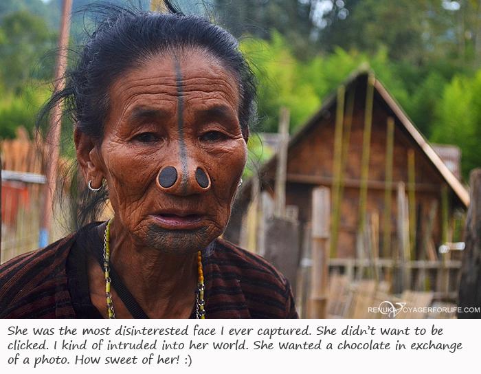Faces of Arunachal Pradesh in Photos