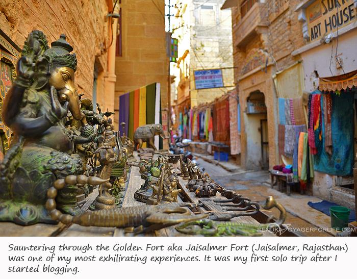 Golden Fort in Jaisalmer Photos
