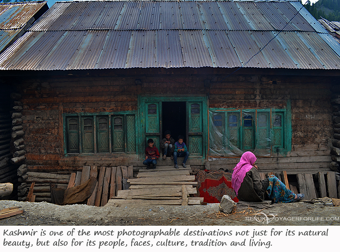 Houses of North Kashmir