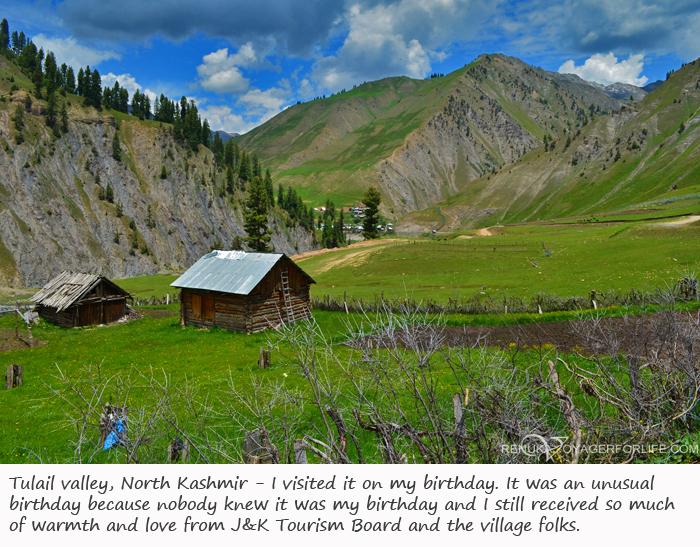 Landscapes of Kashmir in photos