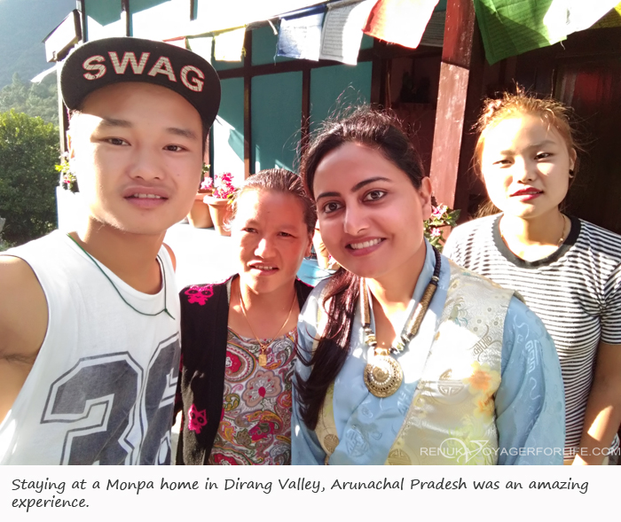 Monpa folks of Arunachal Pradesh