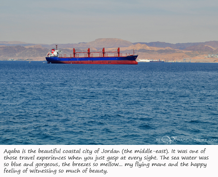 Photo of Aqaba sea