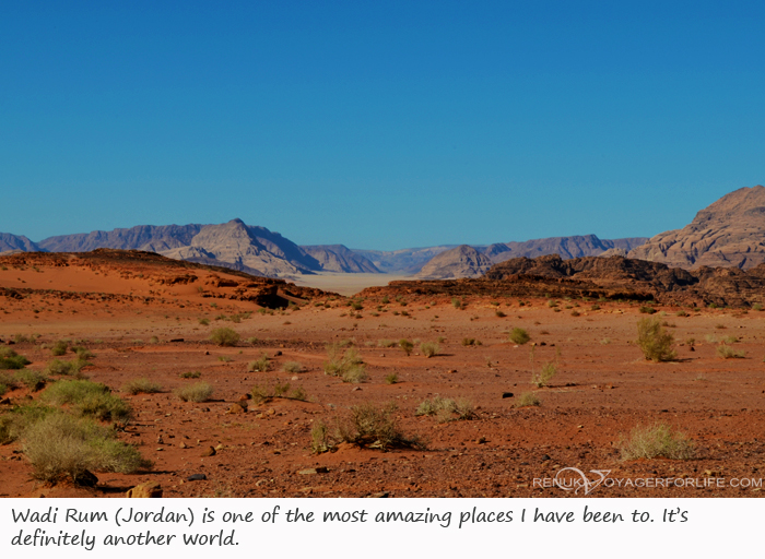 Photo of Landscapes of Wadi Rum