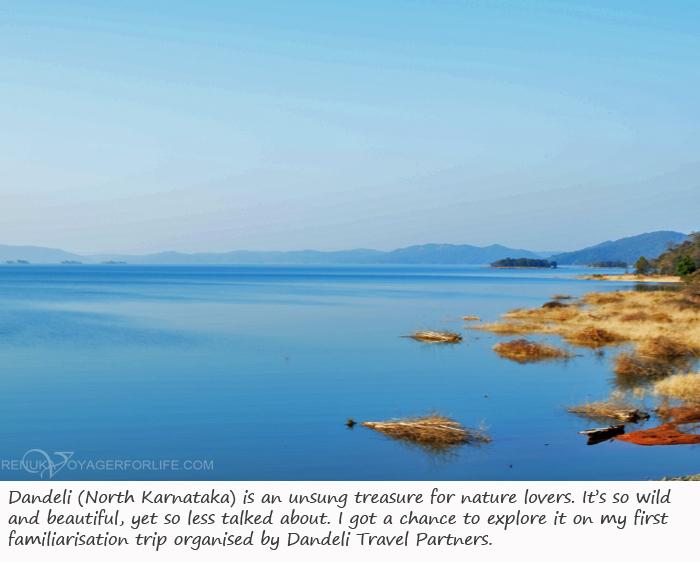 Photos of Dandeli backwaters
