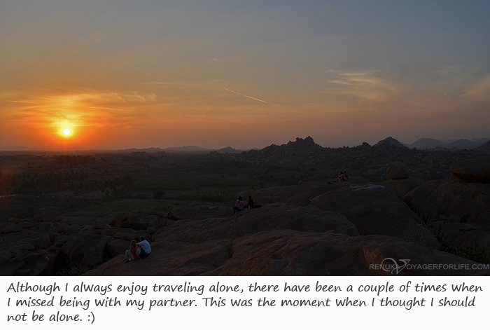 Sunset destinations in India
