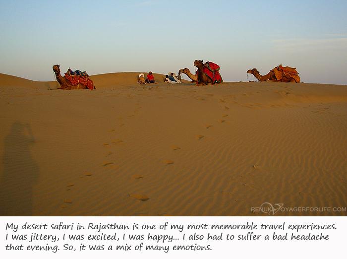 Travel blogs on Rajasthan