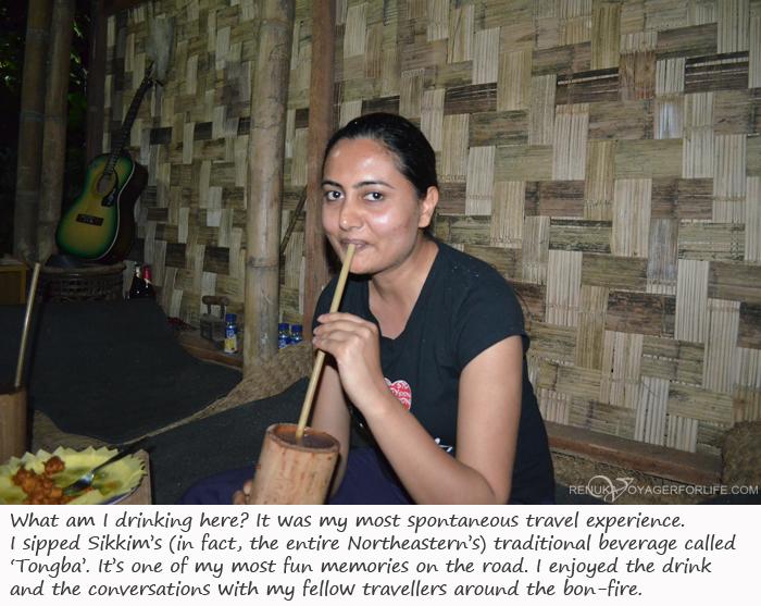 Travel blogs on Sikkim