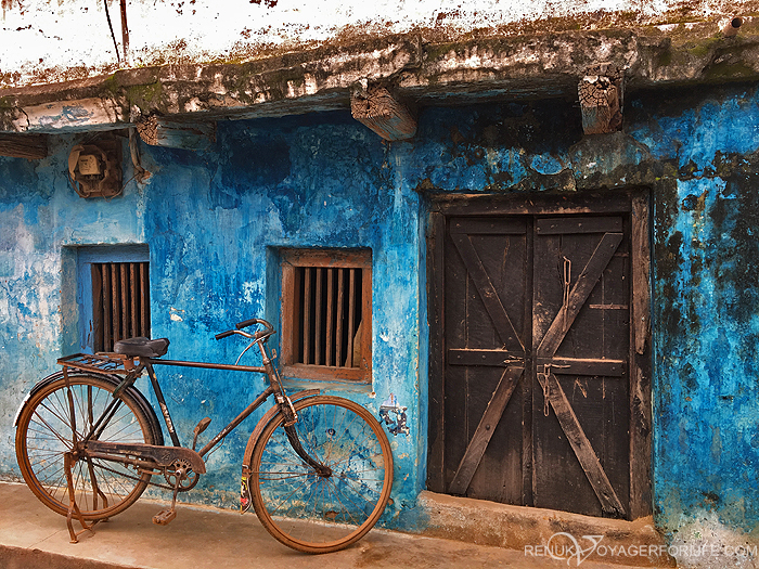 IMG-Village huts in Chhattisgarh