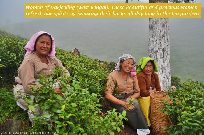 IMG-Women of Darjeeling India